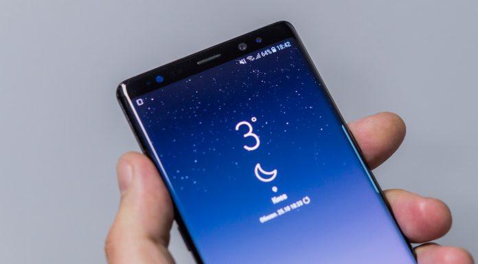 Обзор Samsung Galaxy Note8