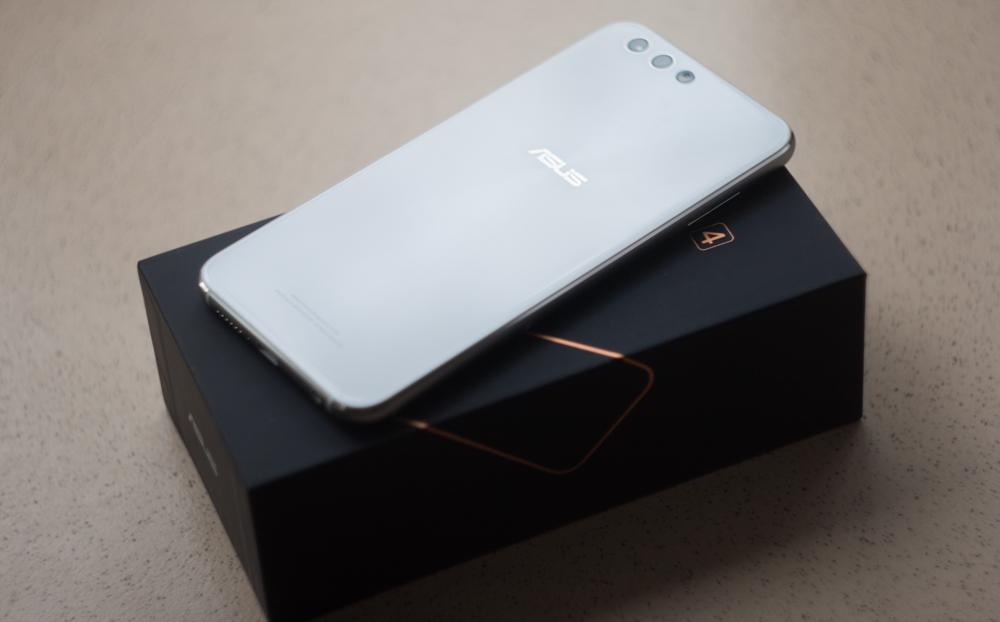 Обзор ASUS ZenFone 4 — двойная камера и стильный дизайн