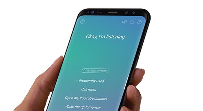 Samsung приобрела фирму Fluently в надежде улучшить Bixby