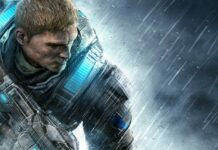 Gears of War 4 будет работать в 60 fps на Xbox One X
