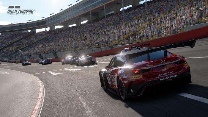 Попробовать Gran Turismo Sport можно будет уже 9 октября