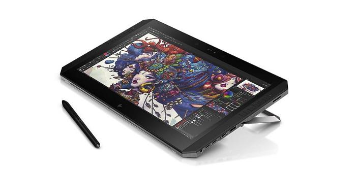 HP представила ZBook x2, который стал «самым мощным планшетом в мире»