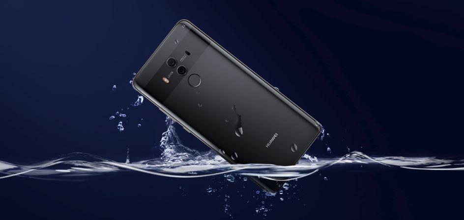 Huawei показала новые Mate 10 и Mate 10 Pro
