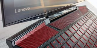 Обзор игрового ноутбука Lenovo Legion Y720