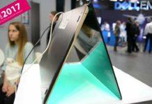 Відео: CEE 2017 - Найтонший ноутбук у світі - Acer Swift 7