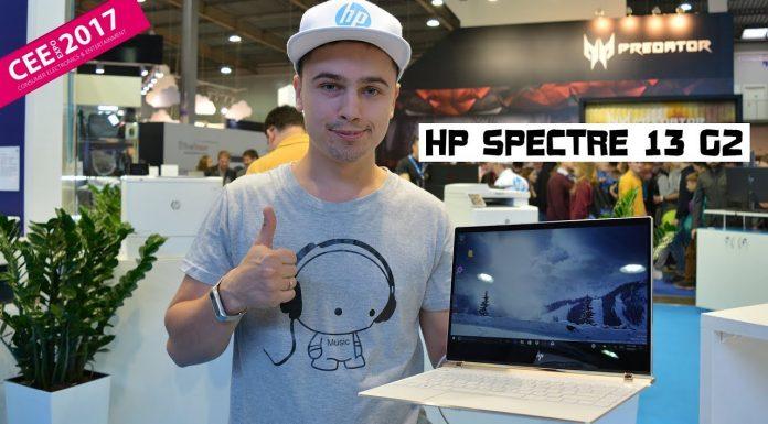 Ноутбук HP Spectre 13 G2 на процесорі Core i7 Coffee Lake