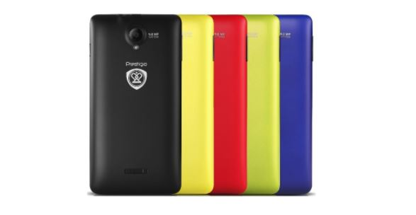 бюджетные смартфоны Prestigio