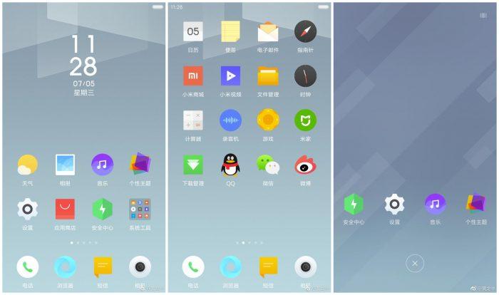 Xiaomi: MIUI 9