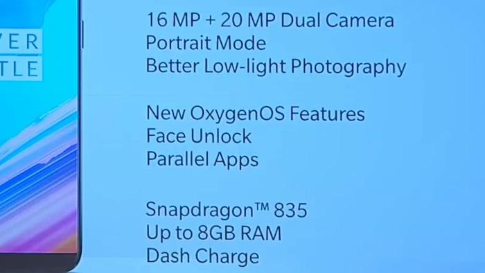 5 причин купить OnePlus 5T 4