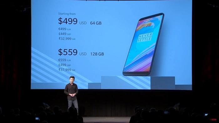 5 причин купить OnePlus 5T 8