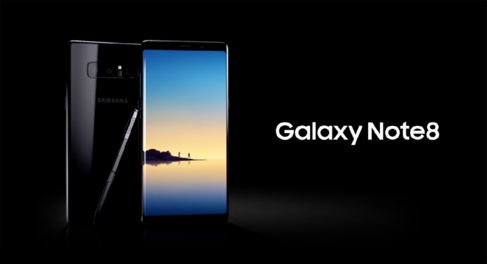 Galaxy Note 8-tile