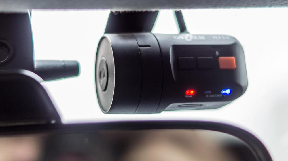 Обзор автомобильного регистратора Gazer H714 - функциональный малыш!