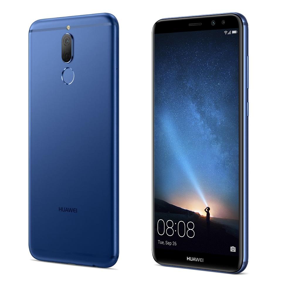 Вместо Mate 10 в Украине будет продаваться Huawei Mate 10 Lite (и Pro)