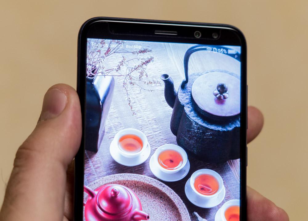 Face unlock и AR в предстоящем обновлении Huawei Mate 10 lite (Nova 2i)