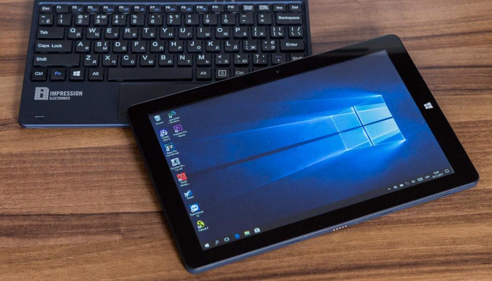 Пять вариантов нестандартного использования Windows-трансформера на примере ImPAD W1002