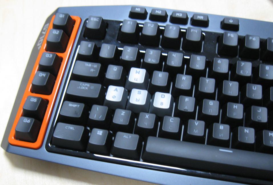 Logitech G710+2209