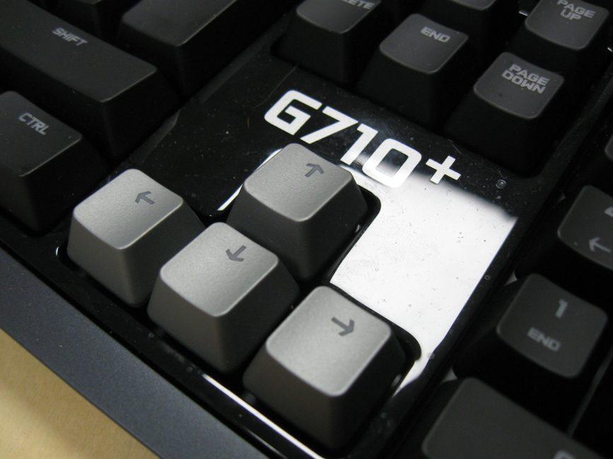 Logitech G710+2219