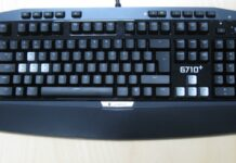 Logitech G710+2229