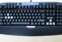 Logitech G710+2229
