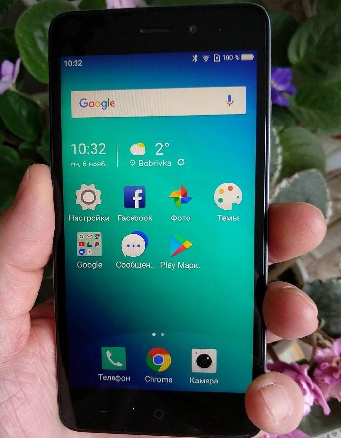Обзор бюджетного смартфона TP-Link Neffos X1 Lite - всё просто и легко
