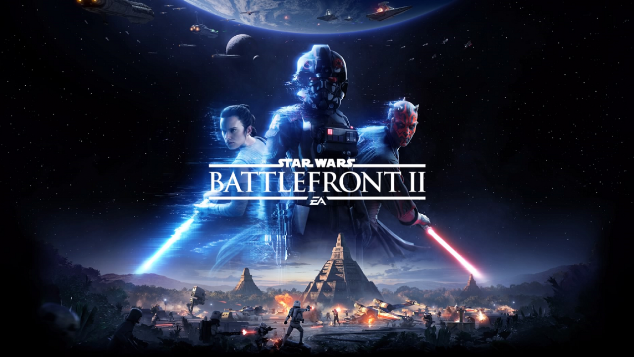 Star Wars Battlefront Ii Review Force Choked To Death