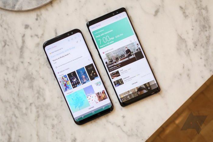 Пользователи Galaxy Note 8 испытывают проблемы с устройствами