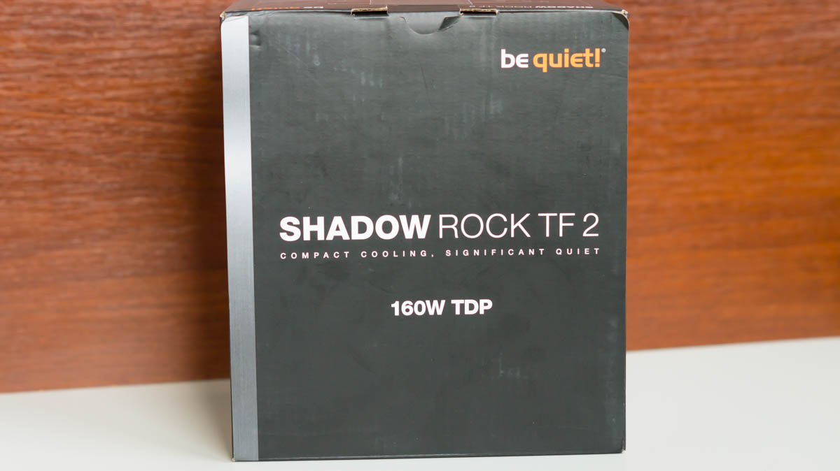 be quiet! Shadow Rock TF2 4