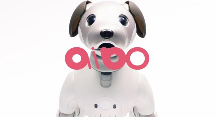 Sony Robot Dog-tile