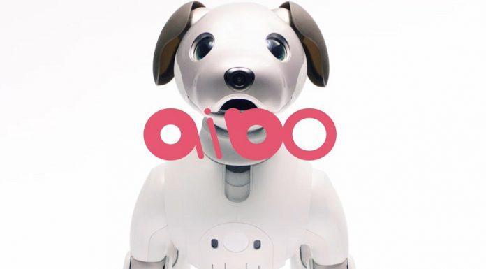 Sony Robot Dog-tile