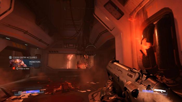 Обзор Doom на Switch – Портативная резня демонов