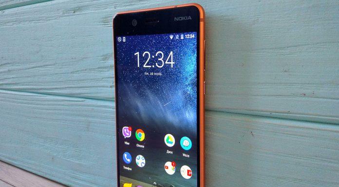 Обзор смартфона Nokia 5