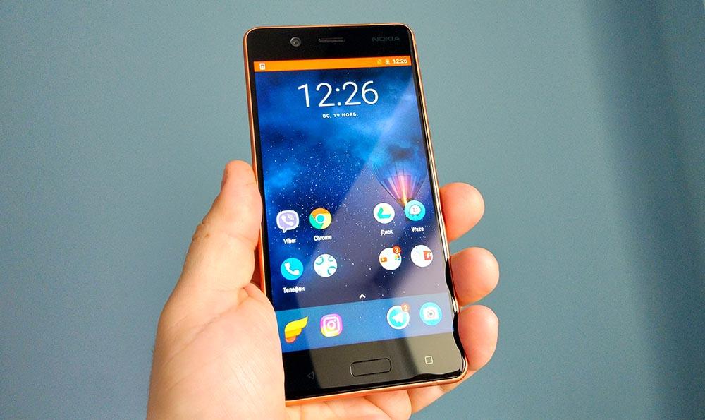 Обзор смартфона Nokia 5 – на лицо прекрасный, слабенький внутри