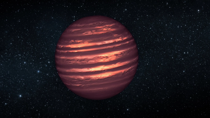 Обнаружена планета в 13 раз массивнее Юпитера