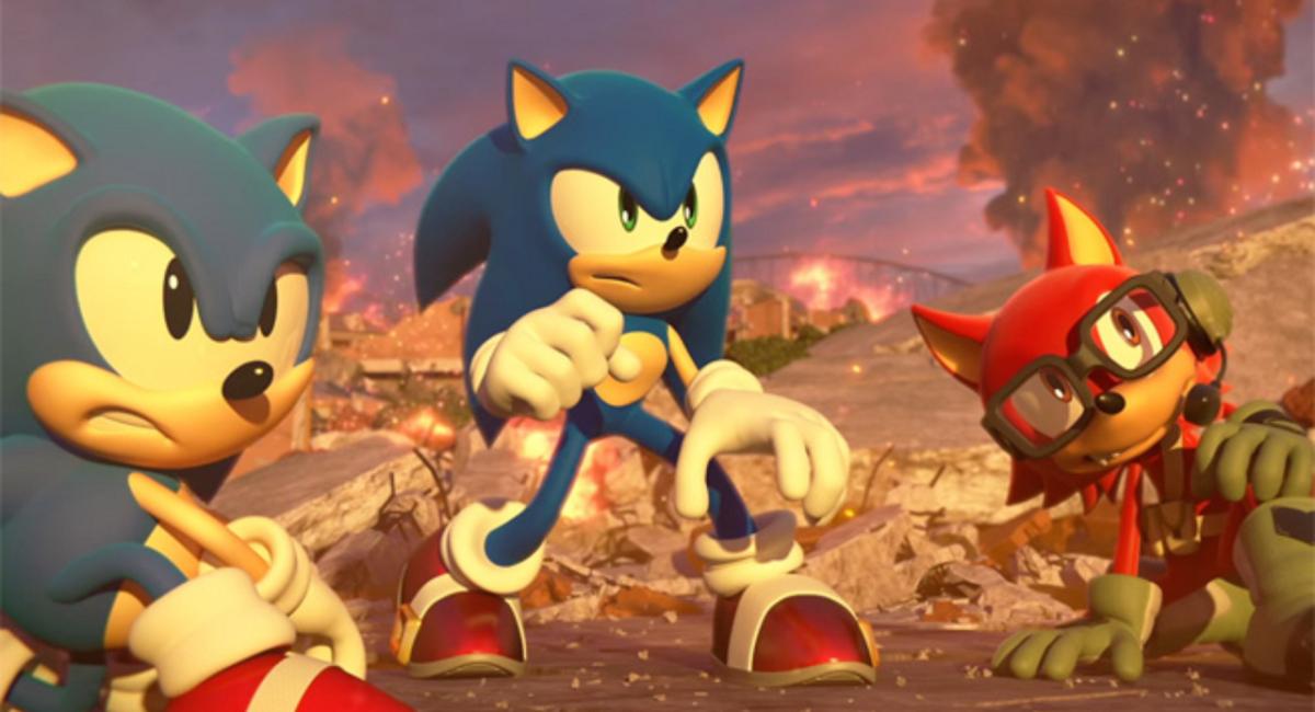 Один из создателей Sonic the Hedgehog перешёл в Square Enix