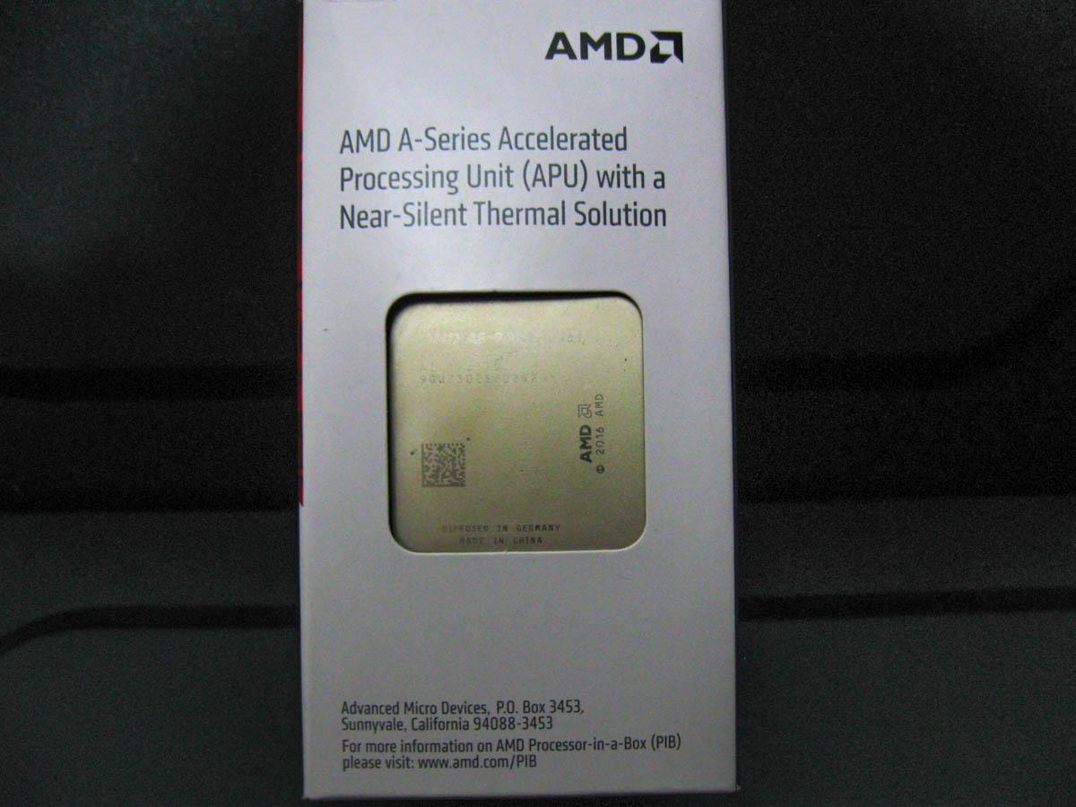 Обзор процессора AMD A8-9600 – очень бюджетные игры