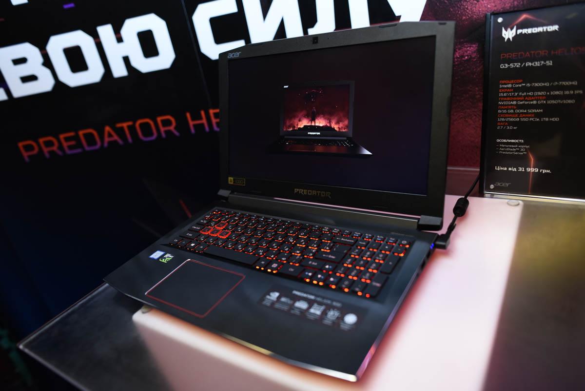 Acer Predator Kiev 38