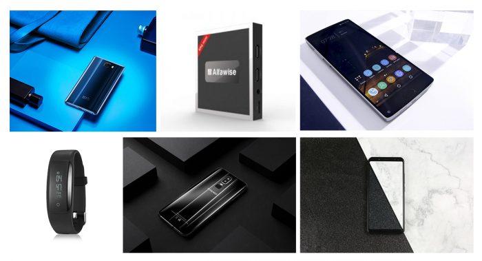 Дайджест: 10 из 10 новогодних акций в магазине GearBest