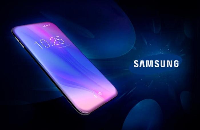 Слух: Samsung разрабатывает 100% безрамочный смартфон