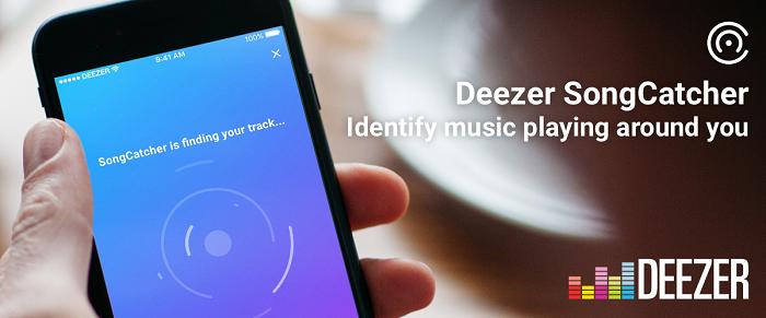 Deezer создаёт своего конкурента Shazam