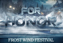 For Honor Winter Event