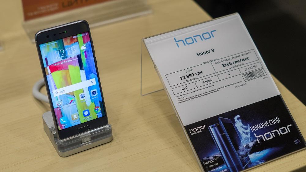 Huawei запускает бренд Honor в Украине - репортаж с презентации
