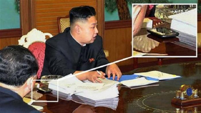 Южнокорейская разведка докладывает: Ким Чен Ын пользуется смартфоном HTC