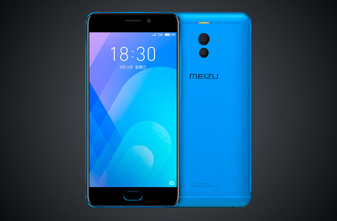 Meizu M6 и M6 Note наконец в продаже в Украине – цены ниже, чем в Китае!