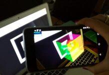 Google AR Chrome