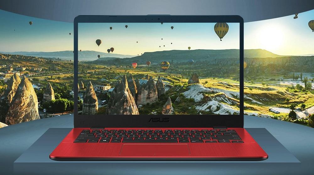 Обзор ноутбука ASUS VivoBook 14 - компактный, легкий, мощный