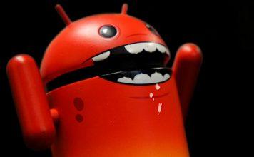 AndroidRedVirus -title