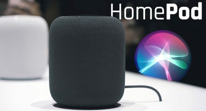 Apple HomePod -title