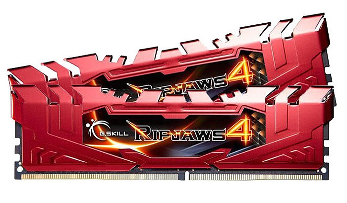 G.Skill 8 GB (2x4GB) DDR4 2400 MHz