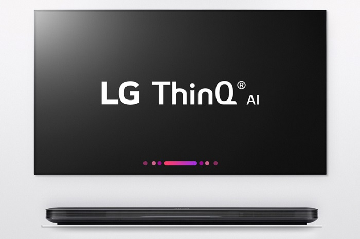 LG Deep ThinQ Technologies