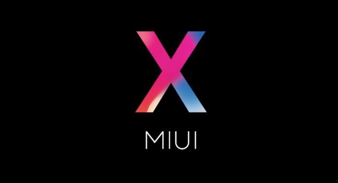 MIUI X -title